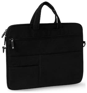 BROLAVIYA  ICEBERG MAKERS.IN 15 inch Black Laptop Sleeve Case Bag Notebook Carrying Case for Apple  Protective Handle Sleeve for MacBook Air 15 inch