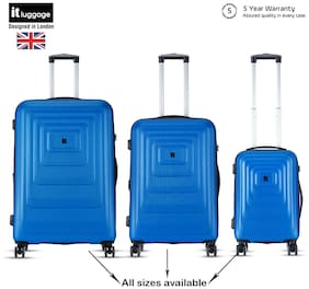 Luggage Set Cabin ( Blue )