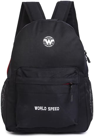 World Speed Waterproof Laptop Backpack