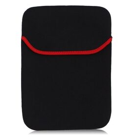 360Mart Reversible 15 to 15.6 inch Laptop Sleeve (Black & Red)