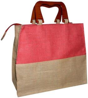 A&A Multi Fabric Shoulder Bag