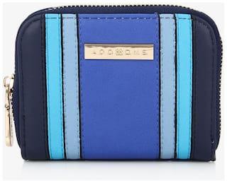 Addons Women Pu Wallet - Blue