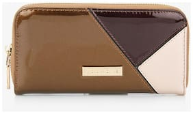 Addons Women Pu Wallet - Brown