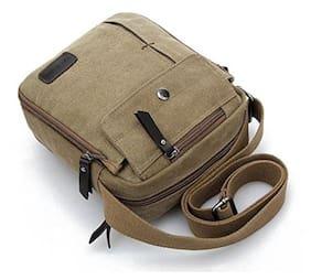 Crossbody Bag;Sling Bag ( Brown )