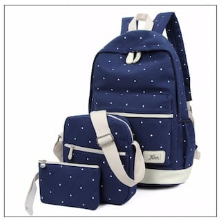 f17cfe7e46a8 Aeoss Women School Backpack Bag College Wind Women s Backpack Canvas  Fashion Backpacks