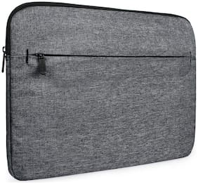 AirCase C48-GRY Laptop sleeve [ Up to 14 inch Laptop]