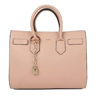 5b28d59532f Buy Aldo Saketini Beige Kelly Bag for Women Online at Low Prices in ...