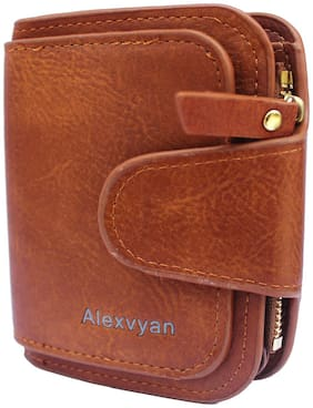 Solid Wallets ( Brown )