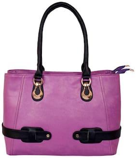 All Day 365 PU Women Shoulder Bag - Purple