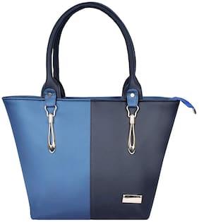 All Day 365 PU Women Shoulder Bag - Blue