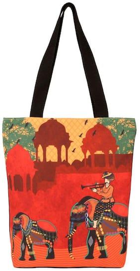 Regular Shoulder Bag ( Multi )