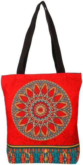 ALL THINGS SUNDAR Regular Printed Shoulder Bag Multi