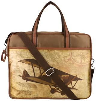 ALL THINGS SUNDAR - Ethnic Collections of Bags - Laptop bag - Multi