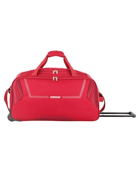 AMERICAN TOURISTER COSMO WHEEL DUFFLE 57 CM-RED
