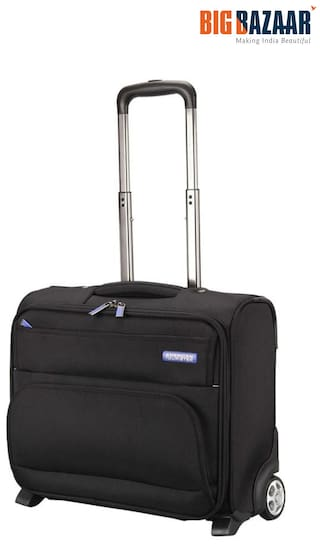 American Tourister Wilber On Office Bag Black