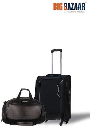 06fb3f01c Buy American Tourister Medium Size Soft Luggage Bag - Black , 4 ...