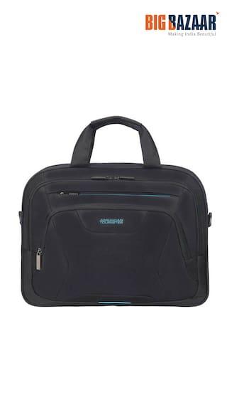 American Tourister Obsidian M02 Office Bag Black