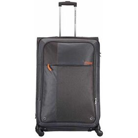 American Tourister Grey Polyester Strolley
