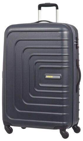 American Tourister 4 - Black Medium Hard Luggage Luggage
