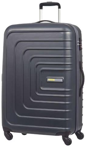 American Tourister Large Size Hard Luggage Bag - Black , 4 Wheels