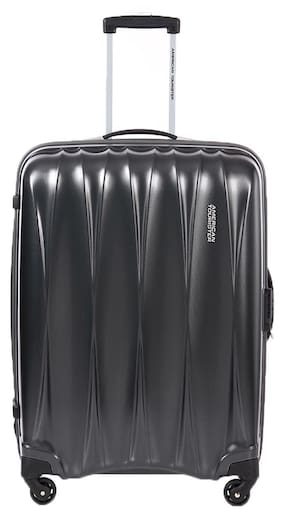 American Tourister Medium Size Luggage Set - Grey , 4 Wheels