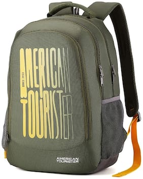 American Tourister Fizz Waterproof Backpack