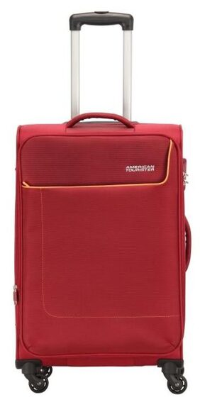American Tourister 4 - Red Cabin Soft Luggage Luggage