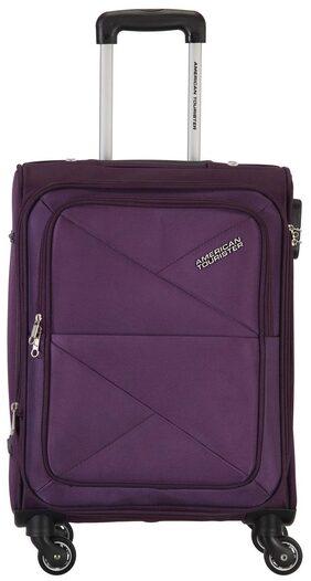 American Tourister 4 - Purple Medium Soft Luggage Luggage