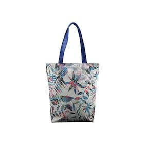 Anges Bags Women Solid Canvas - Tote Bag White