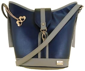 Anglopanglo Faux leather Women Handheld bag - Multi