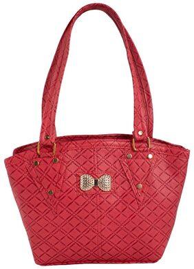 Anicks PU Shoulder Bag for Women