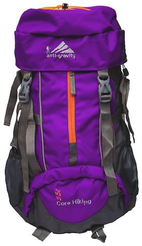 Anti Gravity Purple Racksack Backpack