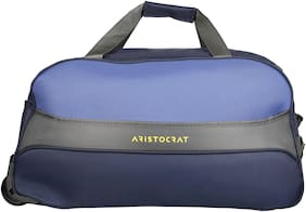 ARISTOCRAT Polyester Men Duffle Bag - Blue