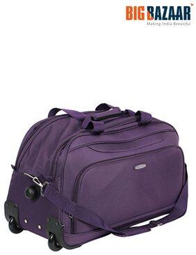 Aristocrat Dart 65 cm Duffle On Wheels (Purple)