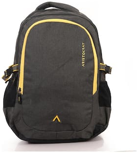 ARISTOCRAT Grid Waterproof Laptop Backpack