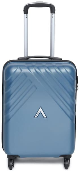 ARISTOCRAT Cabin Size Briefcase ( Blue , 4 Wheels )