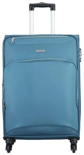 c8ffc8aaa68 Aristocrat Valentina 4W Exp Strolly (H) 81 Blu Suitcase Bags
