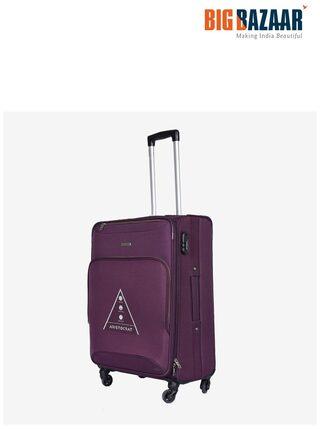 Aristocrat Valentina 68 cm Soft Trolley (Purple)