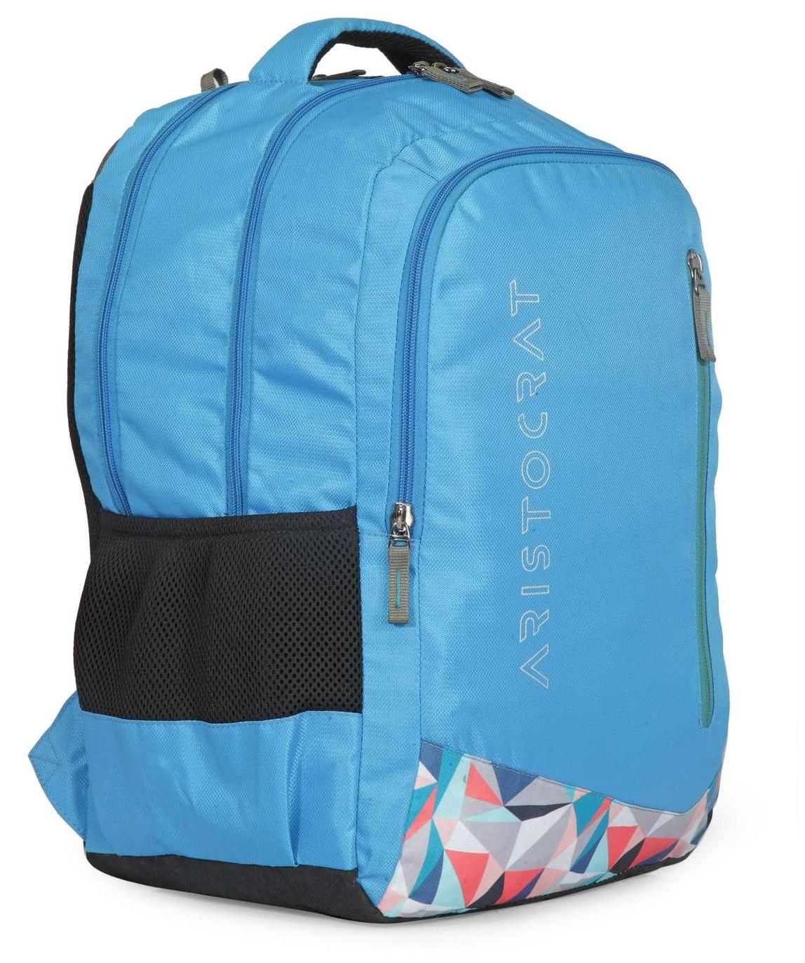 423510ba4cdc Buy ARISTOCRAT WEGO 1 SCHOOL BAG BLUE Online at Low Prices in India -  Paytmmall.com