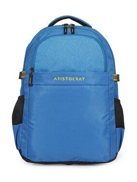 ARISTOCRAT WEGO 2 SCHOOL BAG ROYAL BLUE
