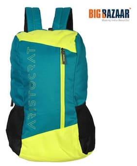 19759e7d5733 Aristocrat Z2 Backpack Sky (Blue-Lime Green)
