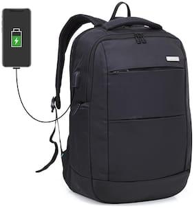 ARTISTIX Questaa_black46 Waterproof Laptop Backpack