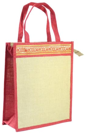 Small Handheld Bag ( Red )