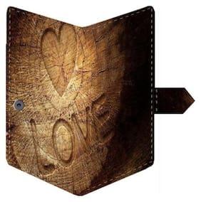 Aurra Women Solid Leather - Clutch Multi