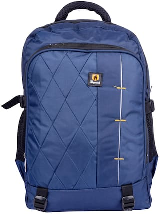 Bagneeds Blue Synthetic Laptop backpack