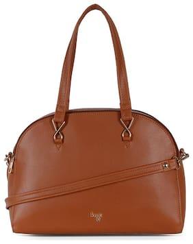 Baggit Tan Synthetic Shoulder Bag - L CRAFTSY Y G Z