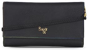 Baggit Women Black PVC Wallet