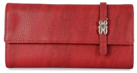 Baggit Women Red Synthetic