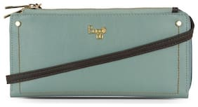 Baggit Women Blue PVC Wallet