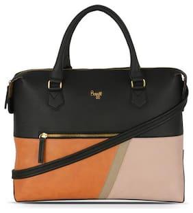 Baggit Women's Duffel Bag (Black)